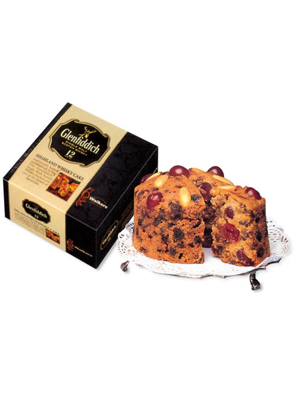 Glenfiddich Highland Whisky Cake