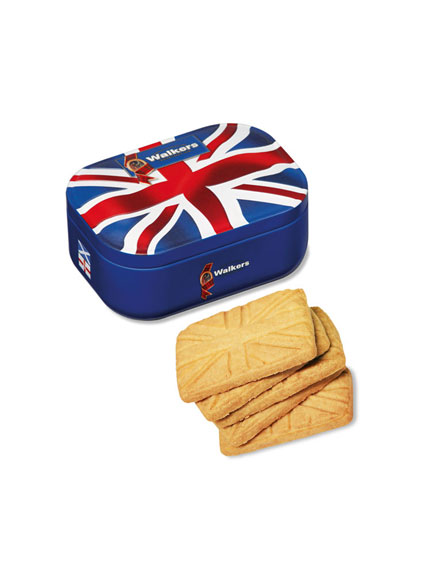 Shortbread-Dose 'Union Jack'