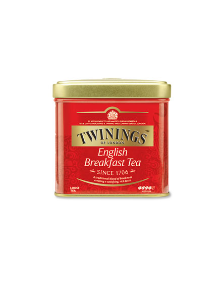 English Breakfast Tea - Teedose 100 g