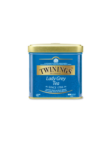 Lady Grey Tea - Teedose 100 g