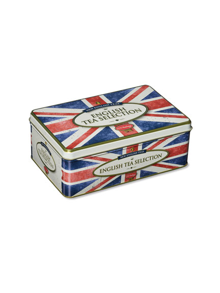 English Tea Selection 'Union Jack'
