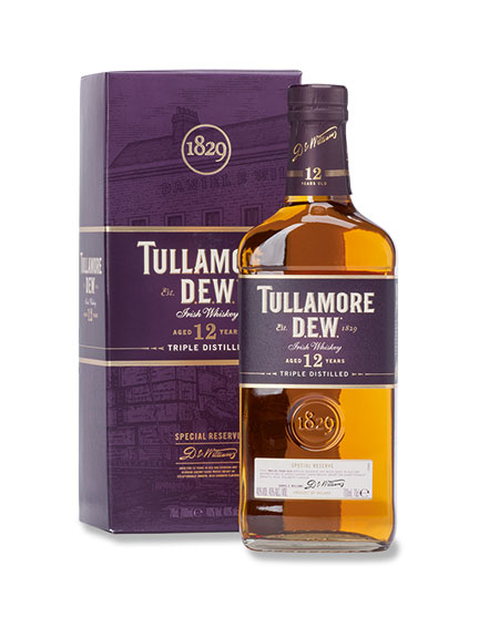 Tullamore D.E.W. 12 Years Old Special Reserve