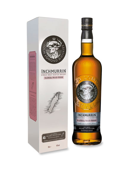 Inchmurrin - Madeira Wood Finish Single Malt Scotch Whisky