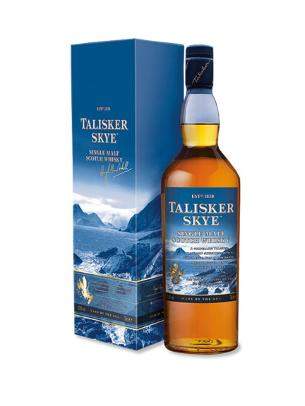 Talisker Skye Single Malt Whisky
