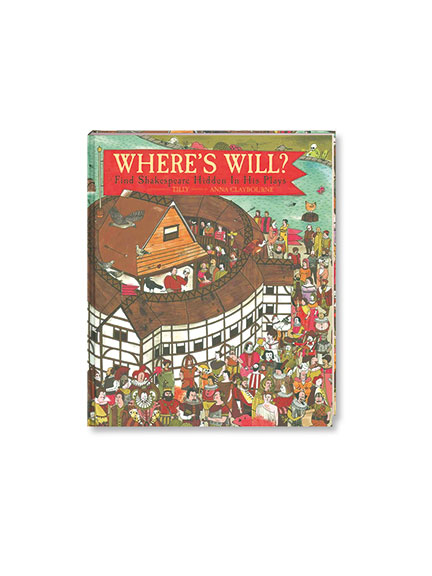 Where's Will? (Wo ist William Shakespeare?)