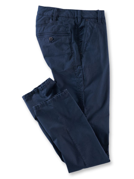 Robertson-Chino in Navy