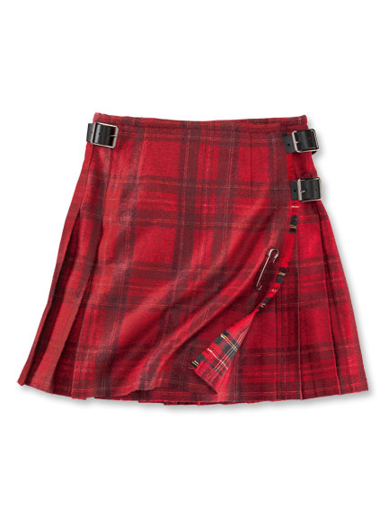Minikilt 'Royal Stewart' von O'Neil of Dublin