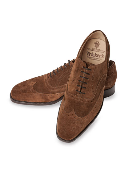'Brogue Boot Piccadilly' von Tricker's