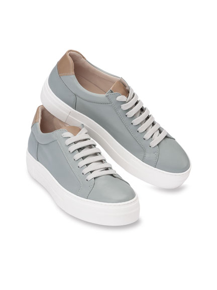 Kensingtons 'Casual Sneaker' in Eisblau