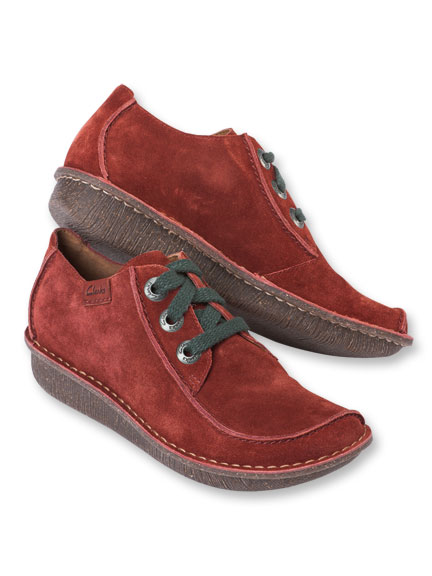 Clarks-Halbschuh 'Funny Dream' in Cinnamon