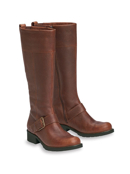 Winterstiefel in Heritage Brown von Clarks